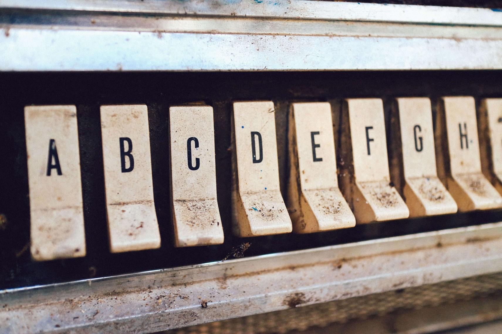 Ile Liter Ma Alfabet Angielski Alingua Profesjonalne